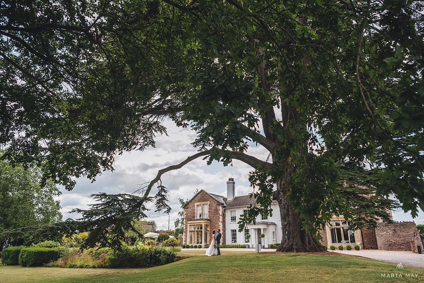 Glewstone Court wedding venue