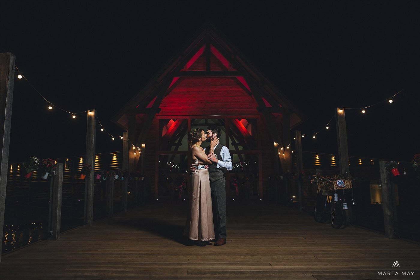 Mill Barns wedding