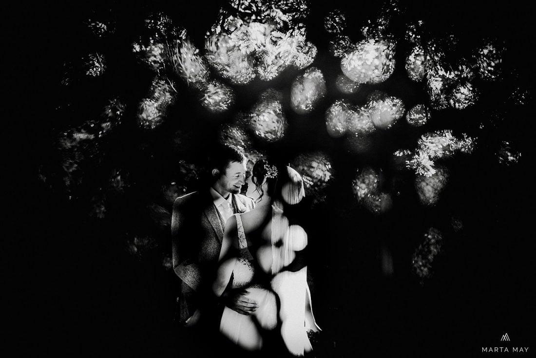bride and groom Bristol
