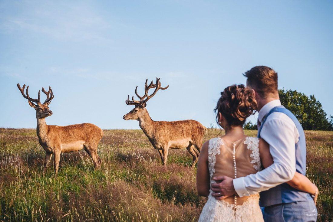 Deer Park Hall wedding photography