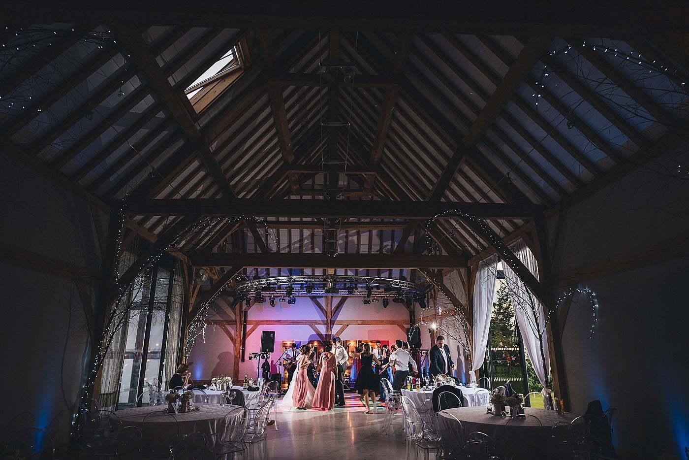 Redhouse Barn dance floor