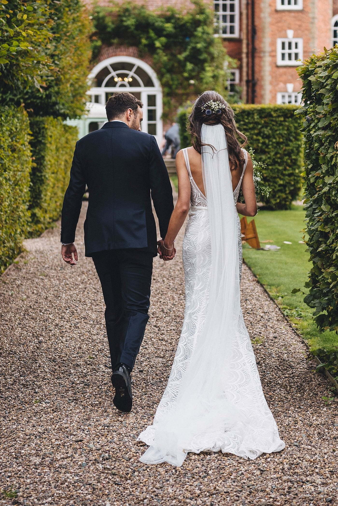 married at Iscoyd Park