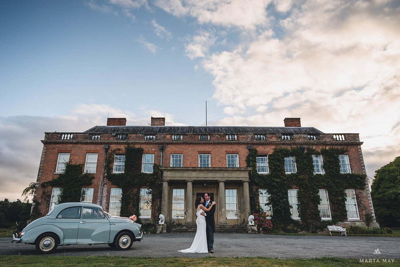 Walcot Hall wedding photography